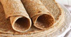 Bata os ingredientes no liquidificador (ou misture com garfo ou fouet), despeje a massa em uma frigideira antiaderente, levemente untada, e doure dos dois lados.