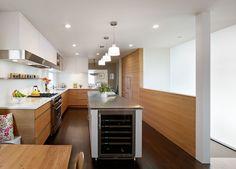 Sea Cliff - modern - kitchen - san francisco - Moroso Construction