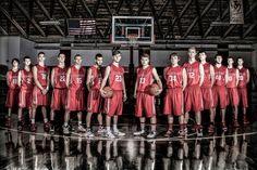 Marshall High School. Marshall, IL 2015-16 Boys Basketball