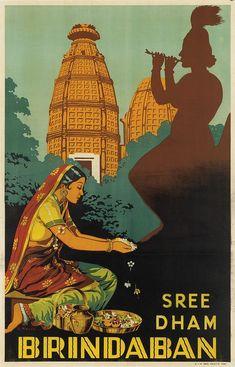Sree Dham - Brindaban ~ Gobinda Mandal