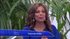 Ed Arnold interviews Rolanda Watts on the Hour of Power with Bobby Schuller - HOP2312