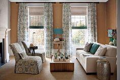 Best Tricks: Fabric Blinds Design wooden blinds with curtains.Blackout Blinds With Curtains. Living Room Blinds, Bedroom Blinds, House Blinds, Living Room Windows, Blinds For Windows, Living Room Decor, Living Rooms, Window Blinds, Patio Blinds
