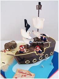 pirate ship cake - Google Search