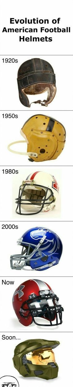 Football Brain Buckets