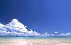 トゥマールビーチ@小浜島