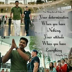 My favorite actor with a good thouht Happy Quotes, True Quotes, Motivational Quotes, Inspirational Quotes, Tamil Movie Love Quotes, Favorite Movie Quotes, South Quotes, Fan Quotes, Filmy Quotes