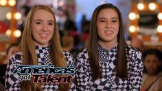 Dancers Wow Judges with a Visual Twist - America's Got Talent 2014
