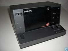 Philips MSX Cassette recorder eighties