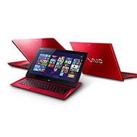 Sony VAIO Fit 15   red edition