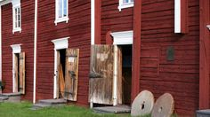 Rovaniemi Local History Museum -Rovaniemi, Lapland, Finland