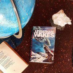 Das Bücherchamäleon: [Montagsrezension] Leviathan Wakes von James S. A. Corey