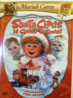 Santa Claus Is Comin' to Town DVD 2005 074645947495 | eBay