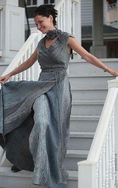 Платья ручной работы. dress for Grace Kelly. Irena Levkovich WoolWonders. Ярмарка Мастеров. Вечернее платье, irena levkovich