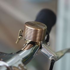 Zahara Esabell Classic Brass Bicycle bell for Brompton, dahon, moulton in Sporting Goods, Cycling, Bicycle Accessories | eBay
