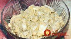 Recept: Ebbõl a salátából egy vödörrel is meg bírnék enni! Bulgur Salad, Kefir, Feta, Potato Salad, Mashed Potatoes, Cauliflower, Cabbage, Vegetables, Ethnic Recipes