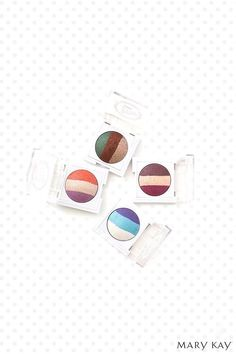 Shop Mary Kay EYESHADOWS with me ANYTIME!  www.marykay.com//SheilaSmith3