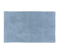 Pb Clic Bath Rug Small 17x24 Light Blue