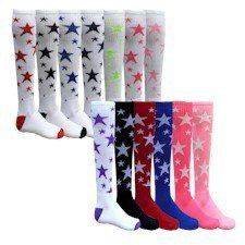 03d82f6b1a92 star socks - softball star socks in 15 awesome colors youth and adult sizes Softball  Socks