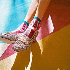 Vans Schuhe Outlet | Vans Slip On Garten Blumen Damen Skate