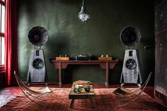 """Oswalds Mill Audio - Vintage Style High End Audio Electronic Equipment "" !... http://samissomar.wix.com/soundscapings"