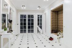 Pomysł na przedpokój - foyer udomowiony - Architektura, wnętrza, technologia, design - HomeSquare