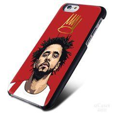 Hot J Cole Art iPhone Cases Case