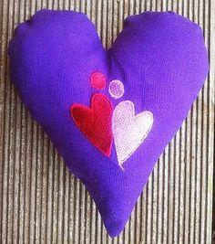 Hier mein 47. Herz für Euch: Zwei Herzen im dreiviertel Takt