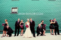 Creative Bridal Party