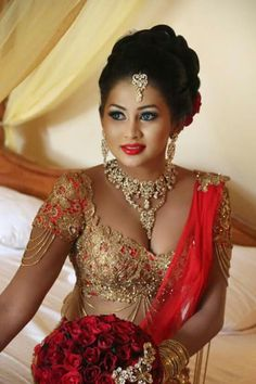 gorgeous choli design