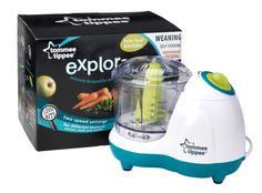 #Tommee Tippee Explora #Food #Blender available online at http://www.babycity.co.uk/