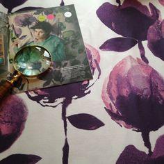 FINLAYSON Spring/Summer 2015 Reina by Sami Vulli #finlayson Spring Summer 2015, Pattern Design, Painting, Art, Art Background, Painting Art, Kunst, Paintings, Performing Arts
