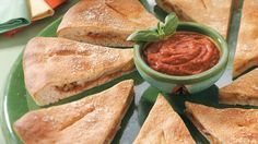 Tuck favorite pizza fillings between layers of tender crust, and save the pizza…