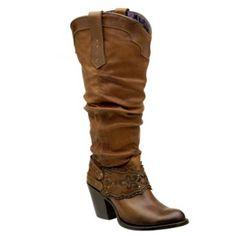 Cuadra Women's Leather Western Boot