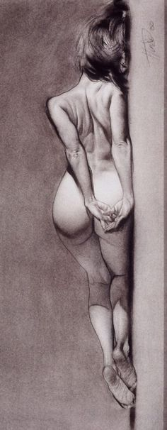 Contemporary figurative artist Steve Huston,