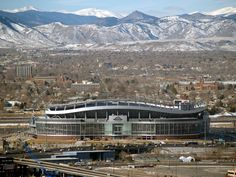 Only 109 days until Broncos Country rocks this place with the Rocky Mountain Thunder. But who is counting?