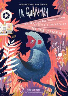 laguarimba: Karl James Mountford (karljamesmountford) UK #ArtistsForLaGuarimba2015