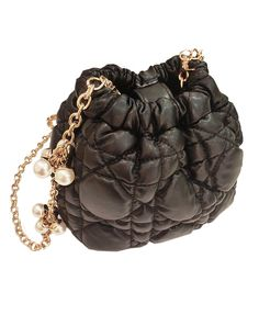 Pearls Decorated Barrel-type Shoulder Bag. Tammy Gomez · Bags d1f6ce42a01b3