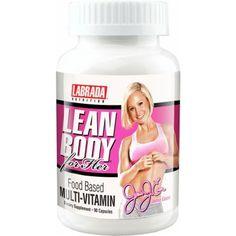 Jamie Eason Lean Body for Her Multi Vitamin http://suppz.com/jamie-eason-lean-body-for-her-multi-vitamin-60-caps.html