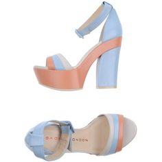 Sacha London Platform Sandals