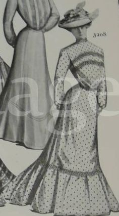 Edwardian Clothing, 1900s Fashion, Maid Dress, Gingham Dress, Cloak, The Originals, Suits For Women, Cotton Dresses, Summer Outfits