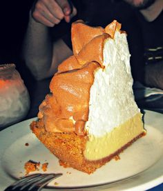 the best key lime pie I've ever had is at Blue Heaven in Key West...Sean is trying to get me the recipe as I post!!!