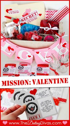 WIN the ULTIMATE Valentine's Day Basket!  So many fun Vday gift basket ideas (and giveaways) in this one!!  If I don't win it- I'm recreating it myself.  lol.