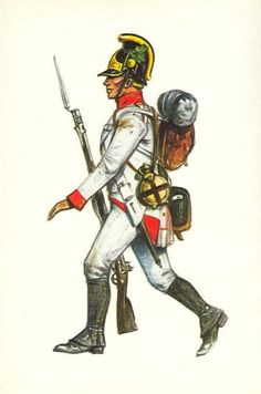 Austria; 1st(Kaiser) Infantry Regiment, Austerlitz, 2nd December 1805
