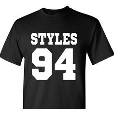 Harry Styles Dob T-Shirt One Direction T-Shirt Date of Birth (€13) ❤ liked on Polyvore featuring tops, t-shirts, shirts, one direction, grey, women's clothing, t shirts, stitch t shirt, gray t shirt and unisex shirts