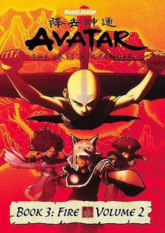 The children's cable network Nickelodeon fashions an American spin on Japanese anime with their original series AVATAR: THE LAST AIRBENDER. On a futuristic Earth torn between the warring elements of A