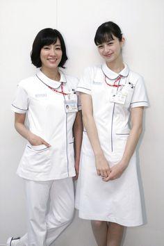 Beauty Uniforms, Police Uniforms, Rain Wear, Asian Woman, Chef Jackets, Beautiful Women, Actresses, Actors, Portrait