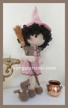 sorcière ♡ lovely doll