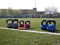 La kettlebell sport de plein air par Bull Training