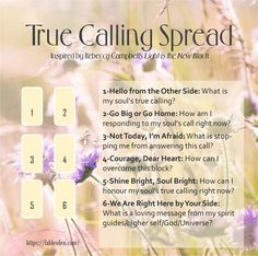 True Calling Tarot Spread Reiki, Images Esthétiques, Tarot Card Spreads, 3 Card Tarot Spread, Tarot Astrology, Oracle Tarot, Tarot Learning, Tarot Card Meanings, Angel Cards