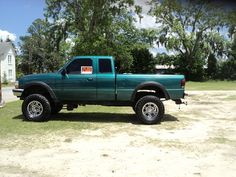 98 lifted ranger - 2000 Ford Ranger Lifted